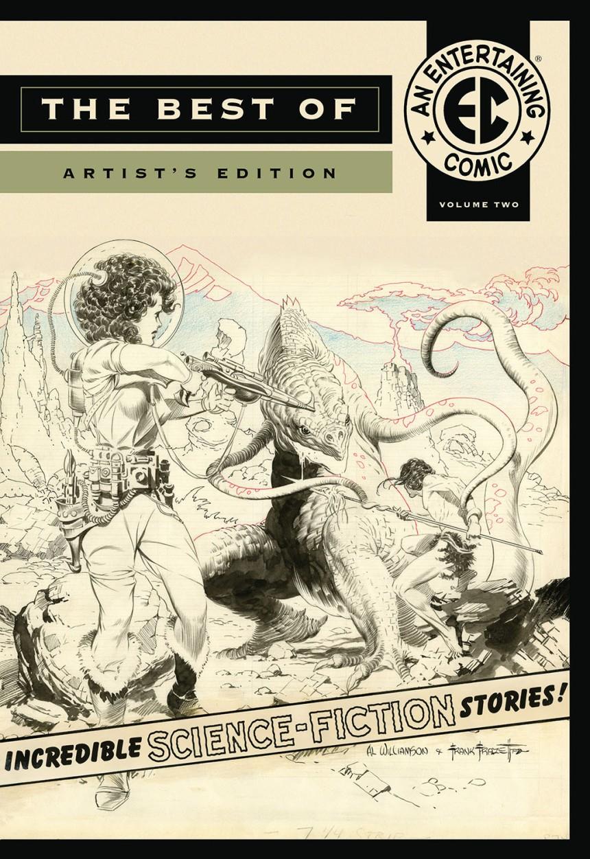 best of ec cover volume 2