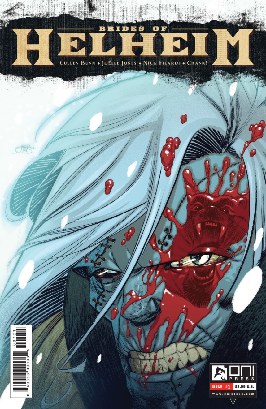 BRIDES OF HELHEIM #1 2nd printing