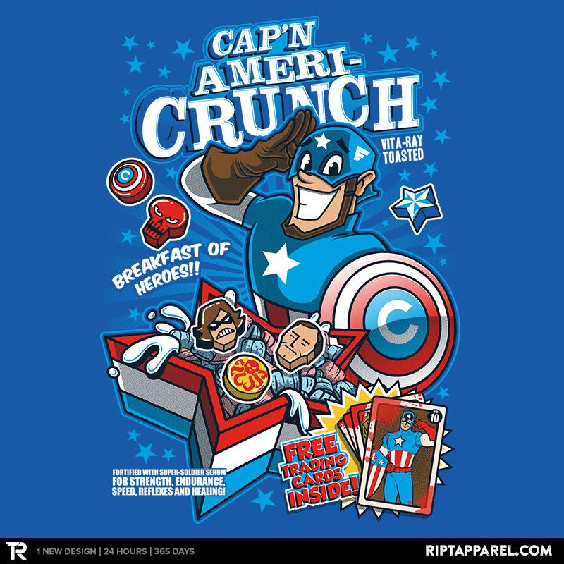 Capn' Ameri-Crunch