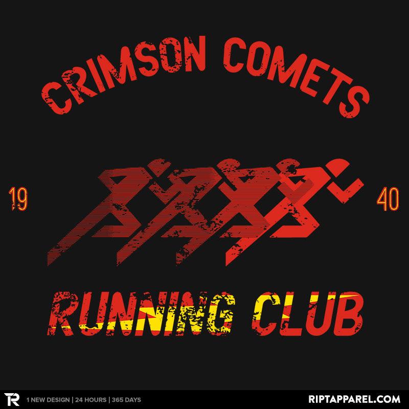 Crimson Comets