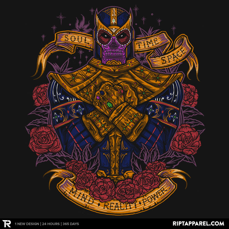 Day of the Dead Titan