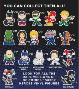 DC Comics Mystery Minis 2