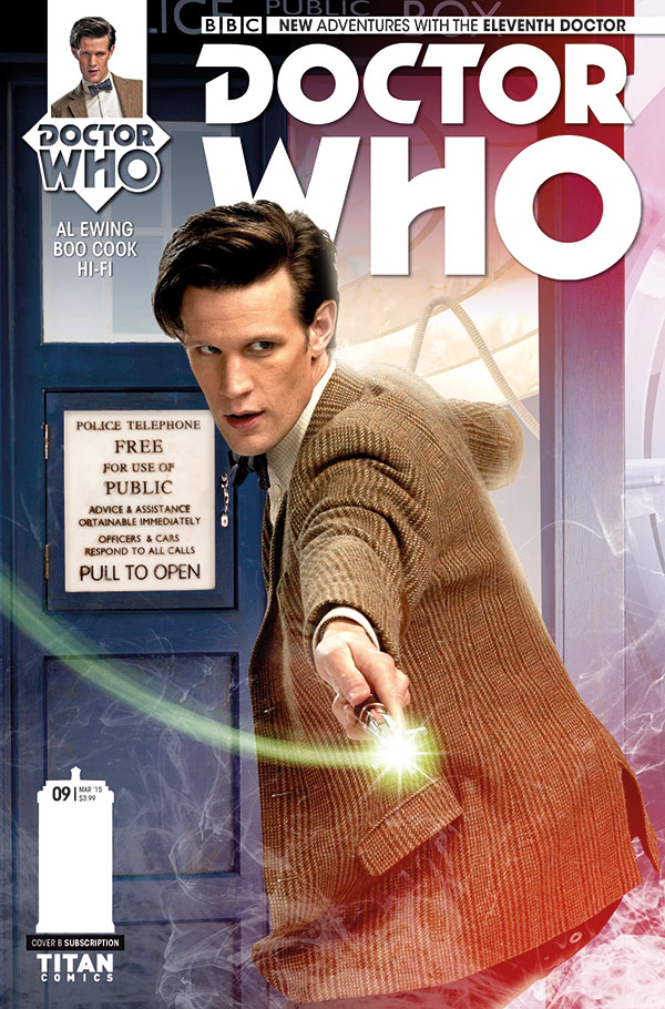 ELEVENTH DOCTOR #9_Cover_B