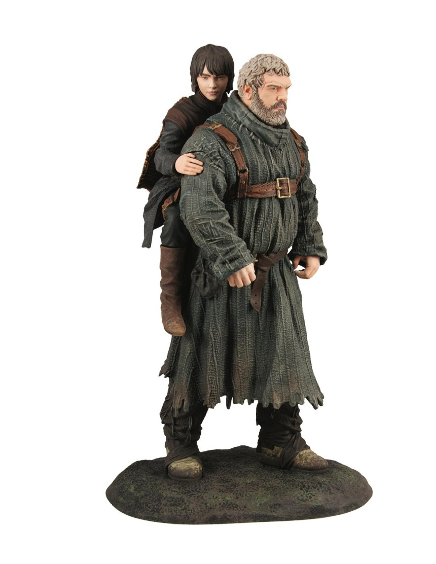 Game of Thrones Hodor and Bran Stark