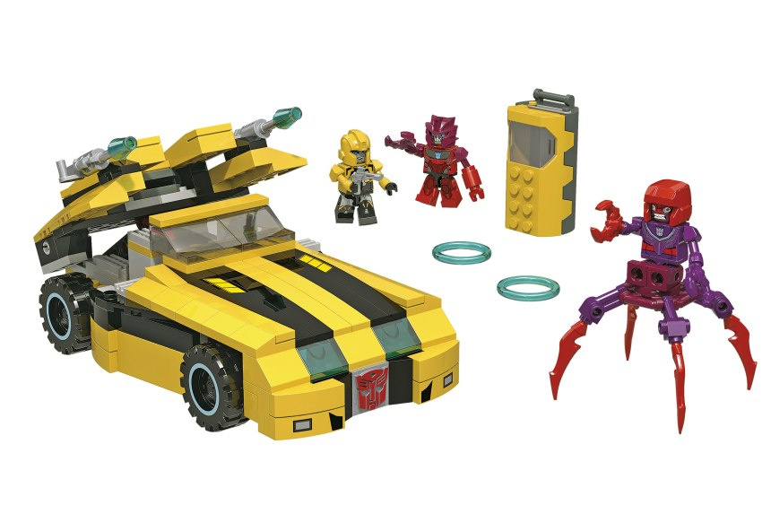 KRE-O TRANSFORMERS RID BUMBLEBEE DISC DEMOLISHER