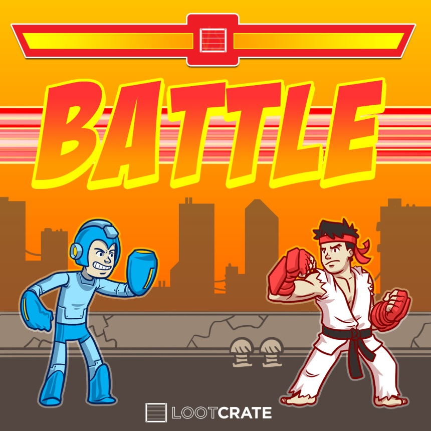 Loot Crate BATTLE