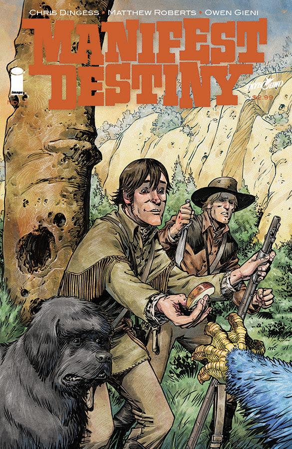 MANIFEST DESTINY #13
