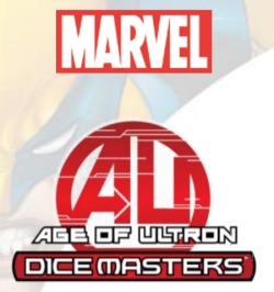 Marvel Dice Masters Avengers Age of Ultron