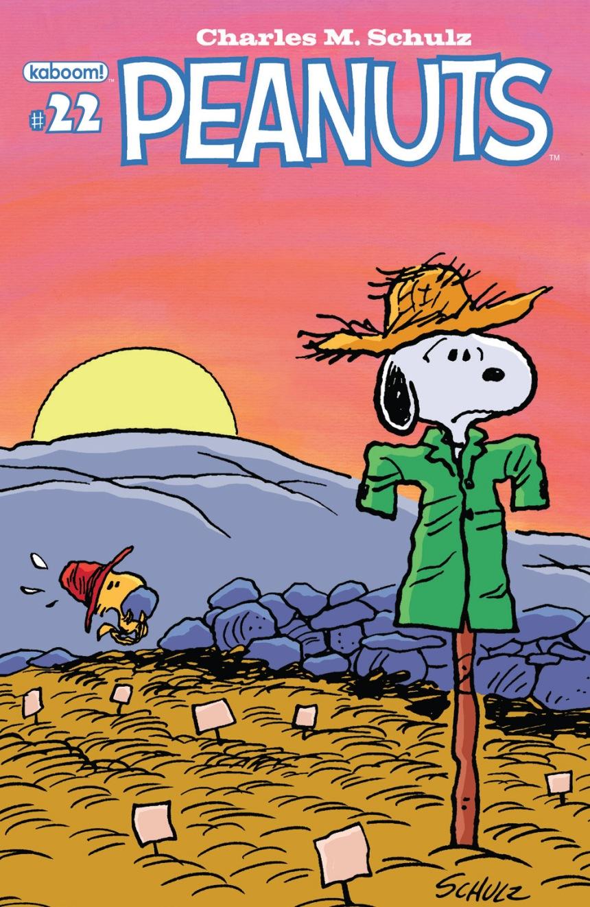 Peanuts22_cover