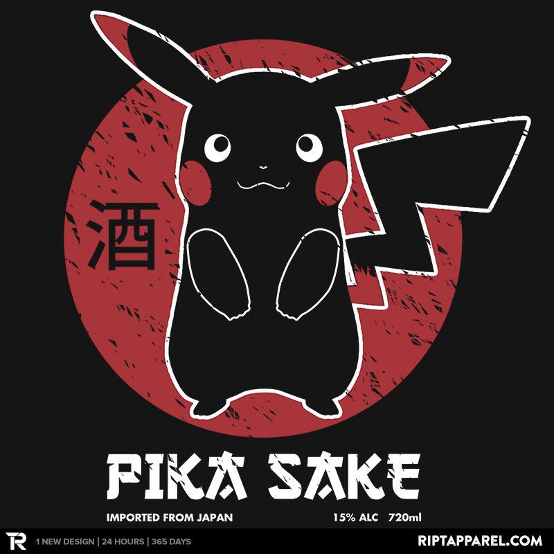 Pika Sake