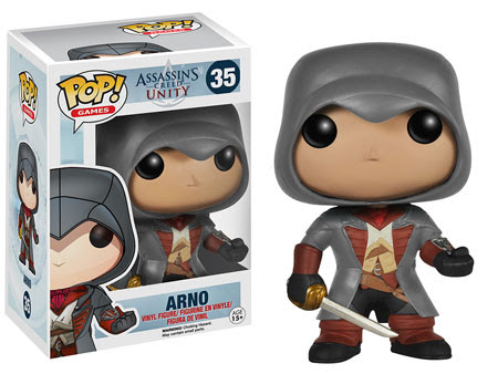 Pop! Games Assassin's Creed Unity Arno