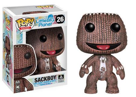 Pop! Games LittleBigPlanet Sackboy