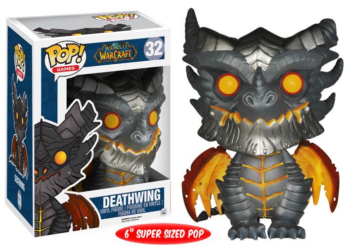 Pop! Games World of Warcraft Series 2 Deathwing