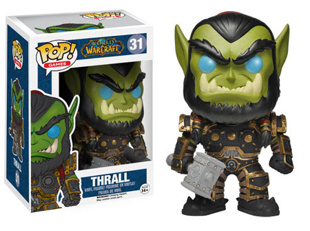 Pop! Games World of Warcraft Series 2 Thrall