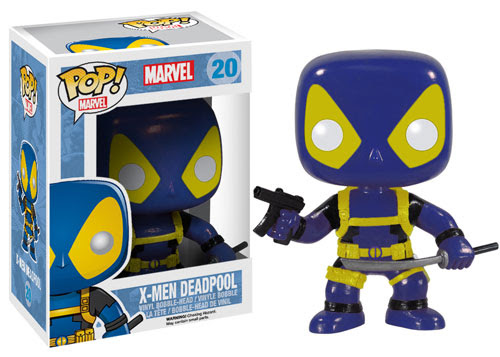 Pop! Marvel X-Men Deadpool
