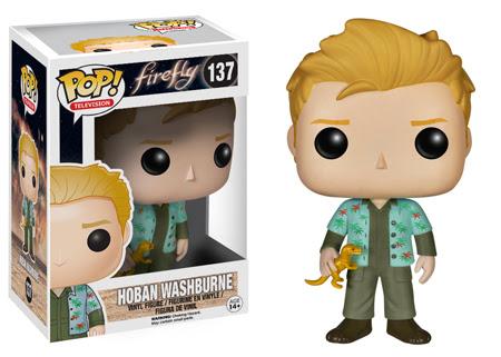 Pop! Television Firefly Hoban Washburne