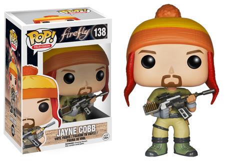 Pop! Television Firefly Jayne Cobb