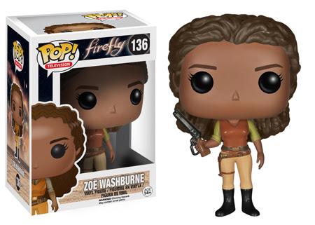 Pop! Television Firefly Zoe Washburne