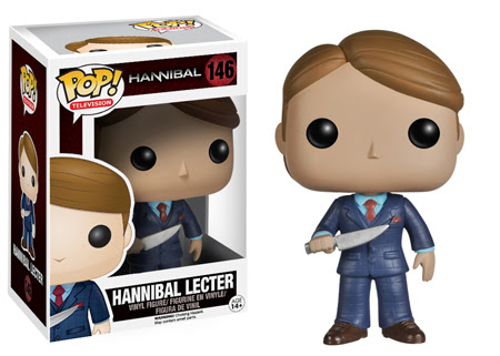 Pop! Television Hannibal Hannibal Lecter