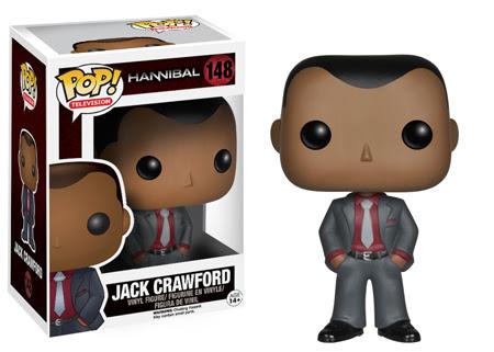 Pop! Television Hannibal Jack Crawford