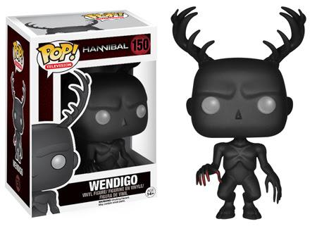 Pop! Television Hannibal Wendigo
