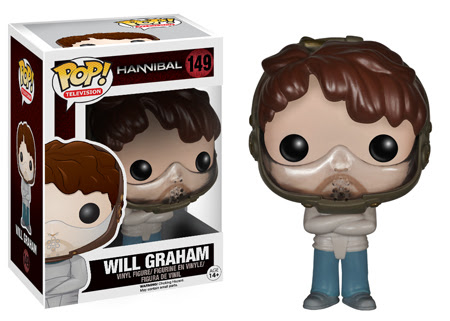 Pop! Television Hannibal Will Graham tied