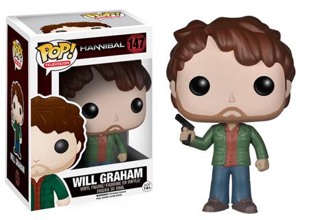 Pop! Television Hannibal Will Graham