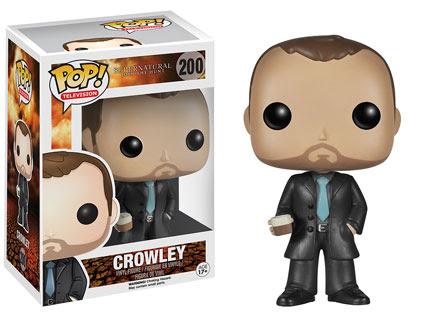 Pop! Television Supernatural Crowley