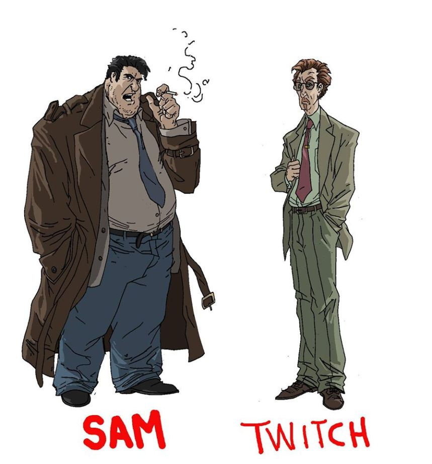 sam and twitch