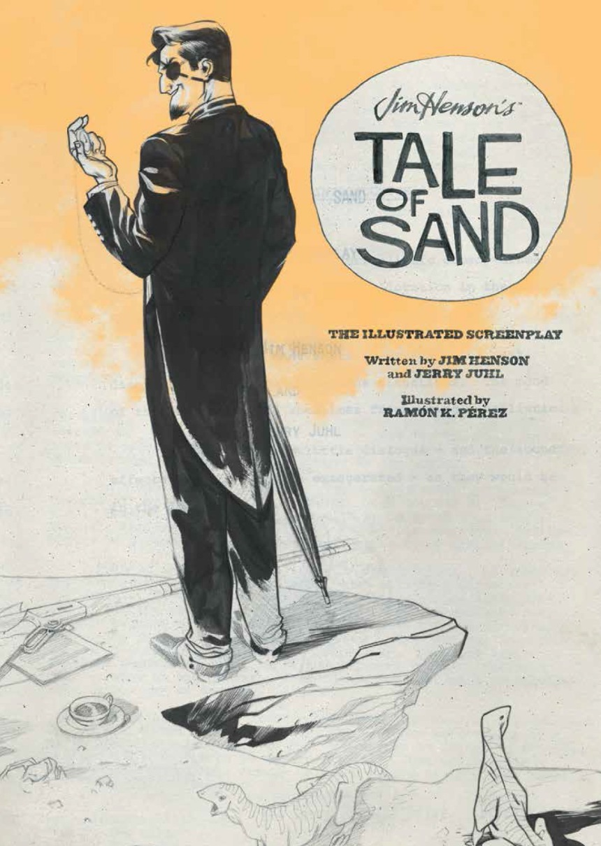 Tale_of_Sand_Illustrated_Screenplay_cover