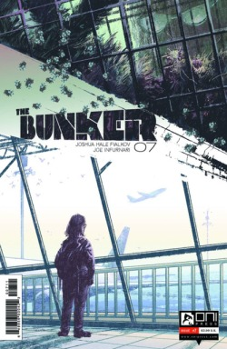 The Bunker #7 Cover