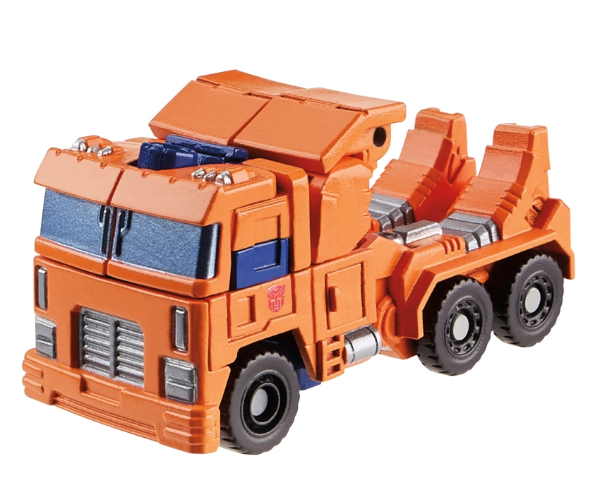 TRANSFORMERS GENERATIONS LEGENDS HUFFER vehicle