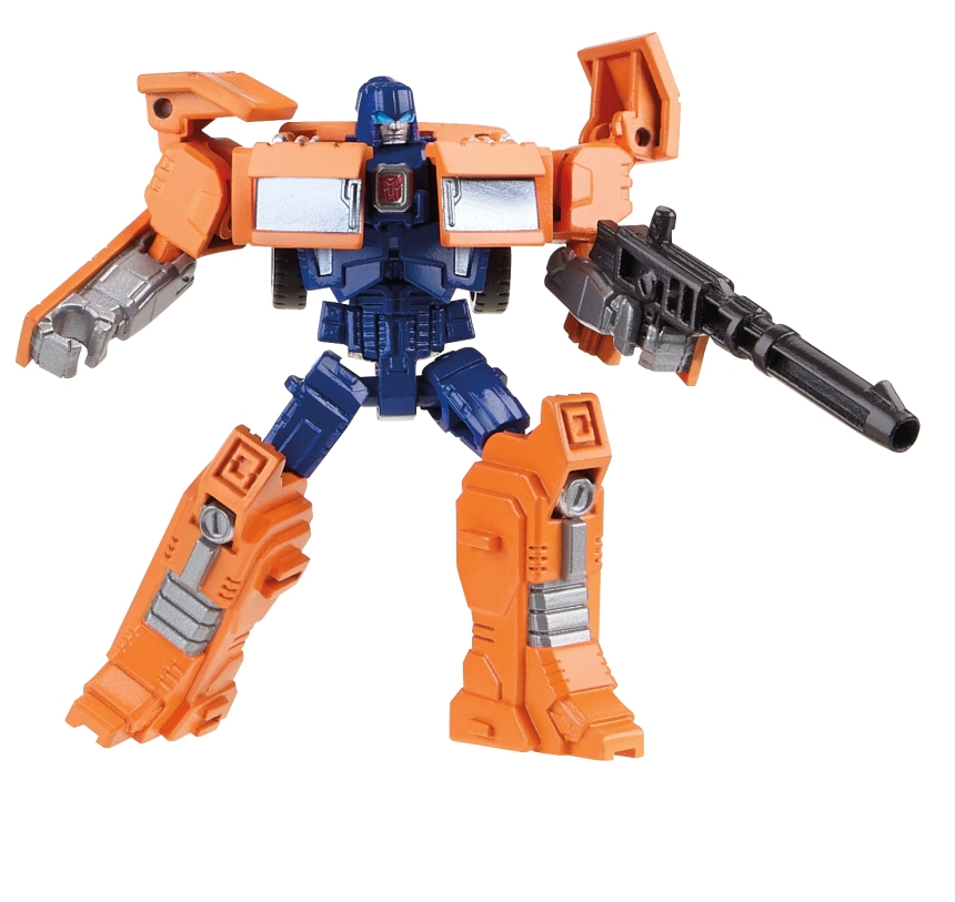 TRANSFORMERS GENERATIONS LEGENDS HUFFER