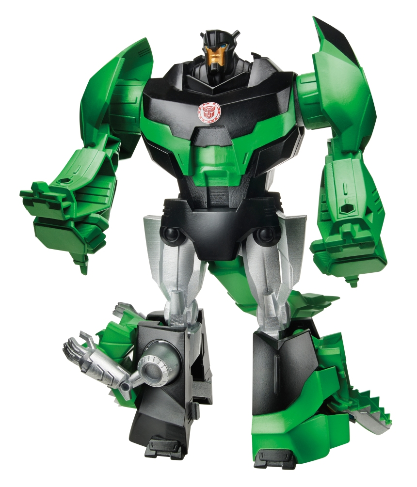 TRANSFORMERS ROBOTS IN DISGUISE HYPERCHANGE HEROES Grimlock