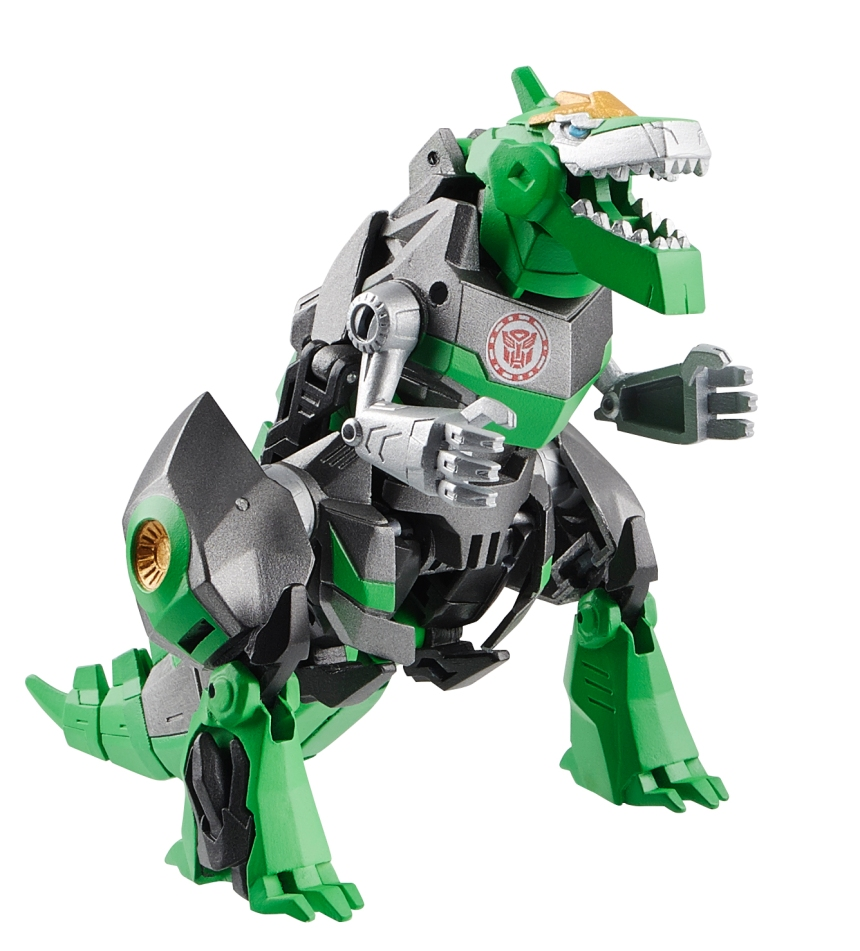 TRANSFORMERS ROBOTS IN DISGUISE WARRIORS GRIMLOCK 1 copy
