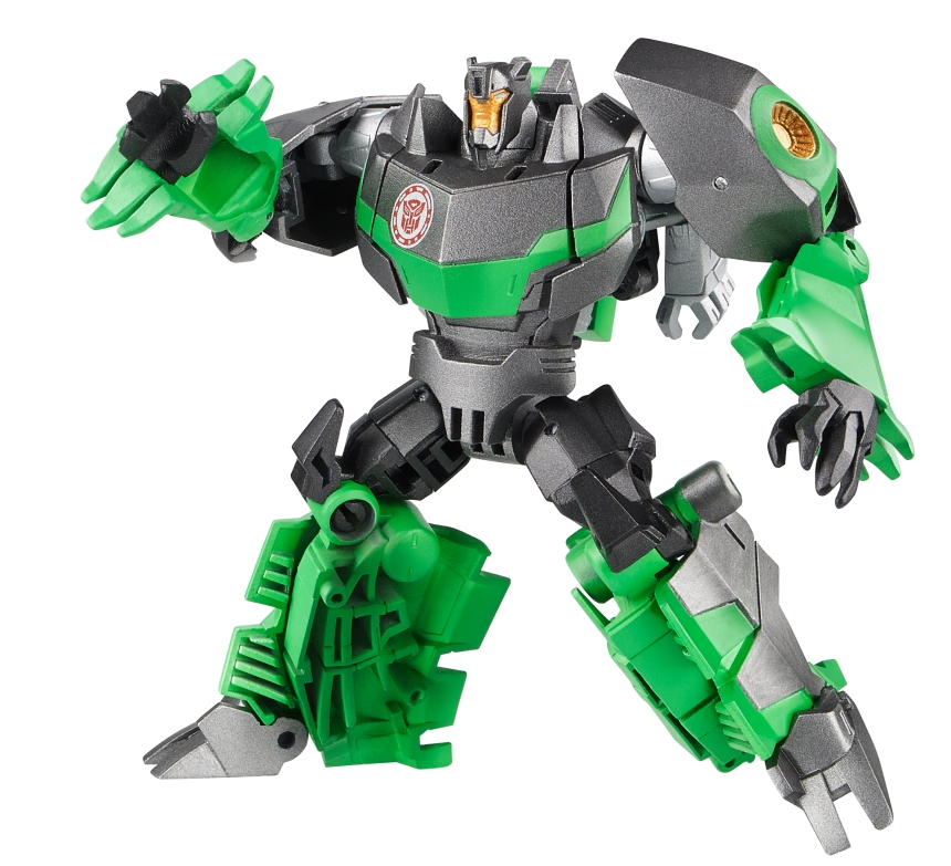 TRANSFORMERS ROBOTS IN DISGUISE WARRIORS GRIMLOCK copy