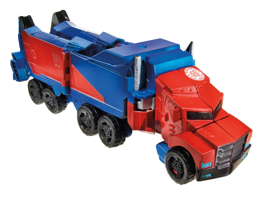 TRANSFORMERS ROBOTS IN DISGUISE WARRIORS OPTIMUS PRIME 1 copy