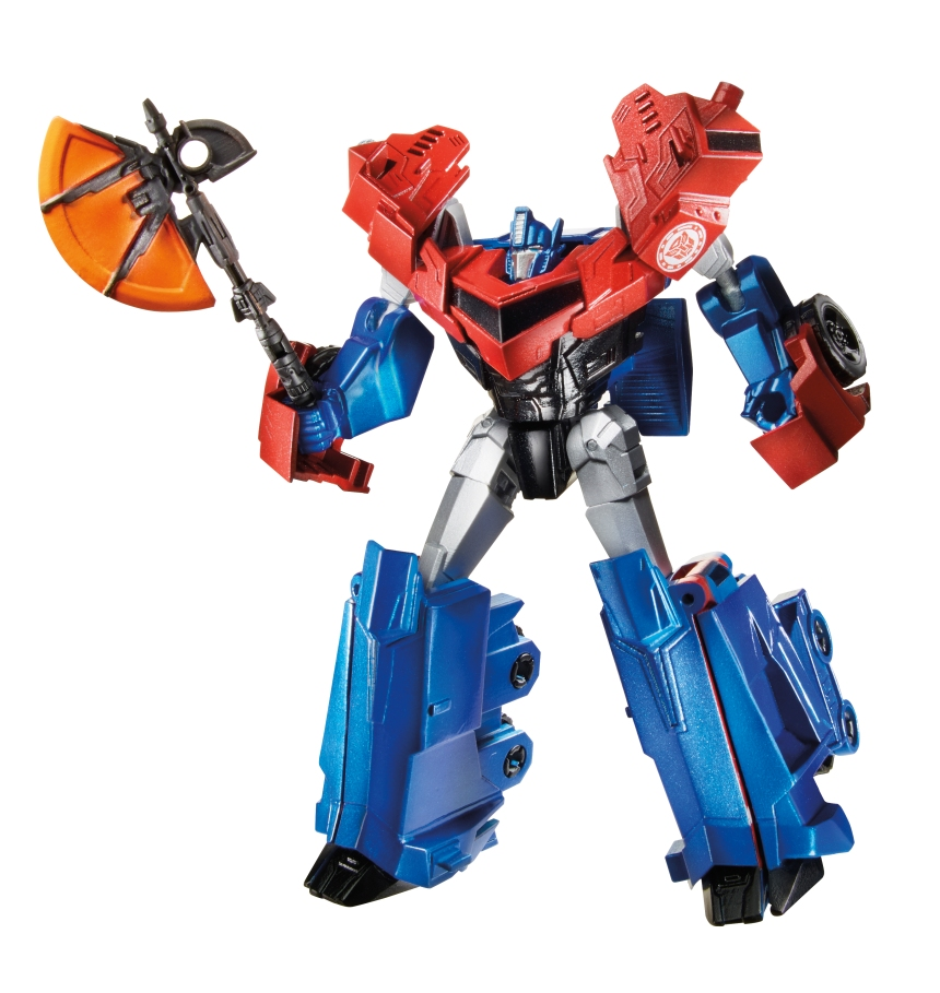 TRANSFORMERS ROBOTS IN DISGUISE WARRIORS OPTIMUS PRIME copy