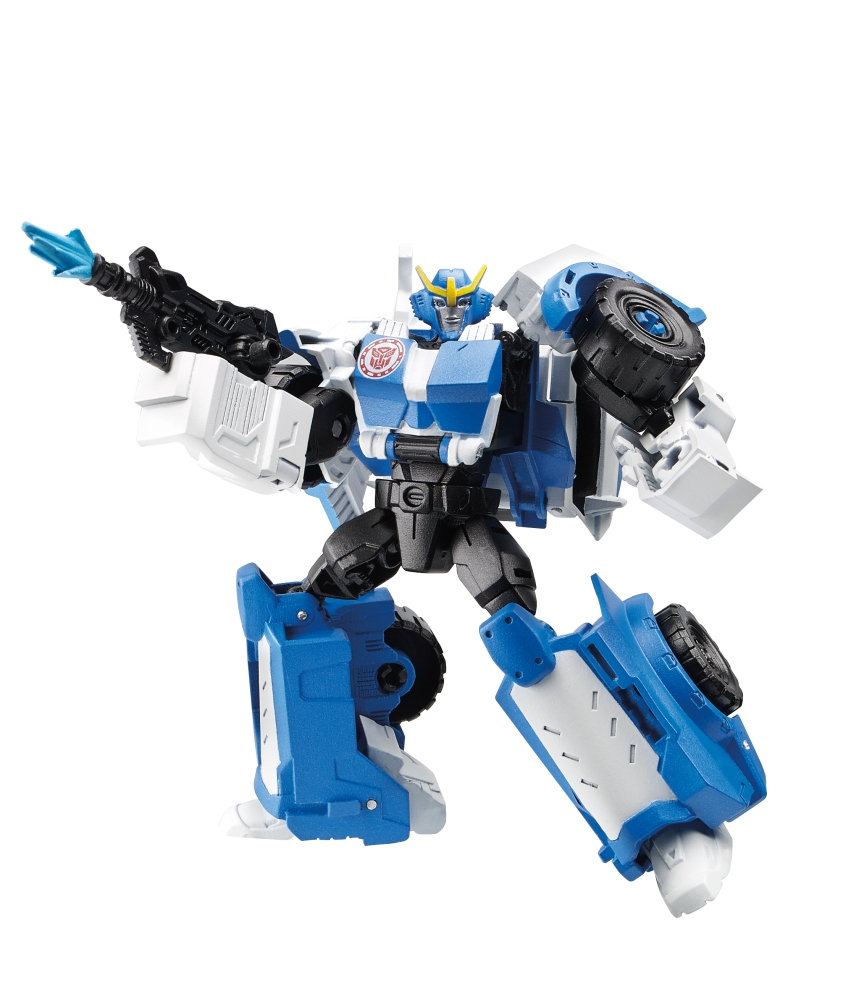 TRANSFORMERS ROBOTS IN DISGUISE WARRIORS STRONGARM 1 copy