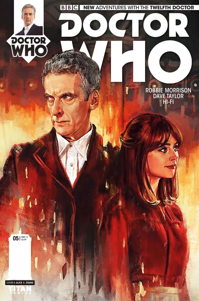 TWELFTH DOCTOR #5_Cover_A