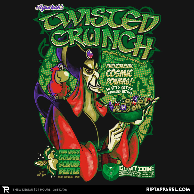 Twisted Crunch