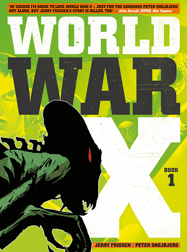 WORLD WAR X VOL. 1