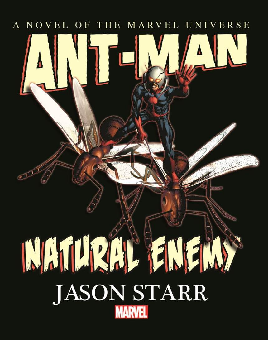 Ant-Man_Natural_Enemy_Prose_Novel
