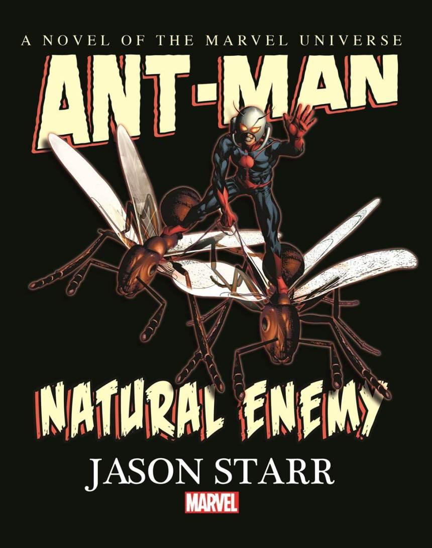 Ant-Man_Natural_Enemy_Prose_Novel