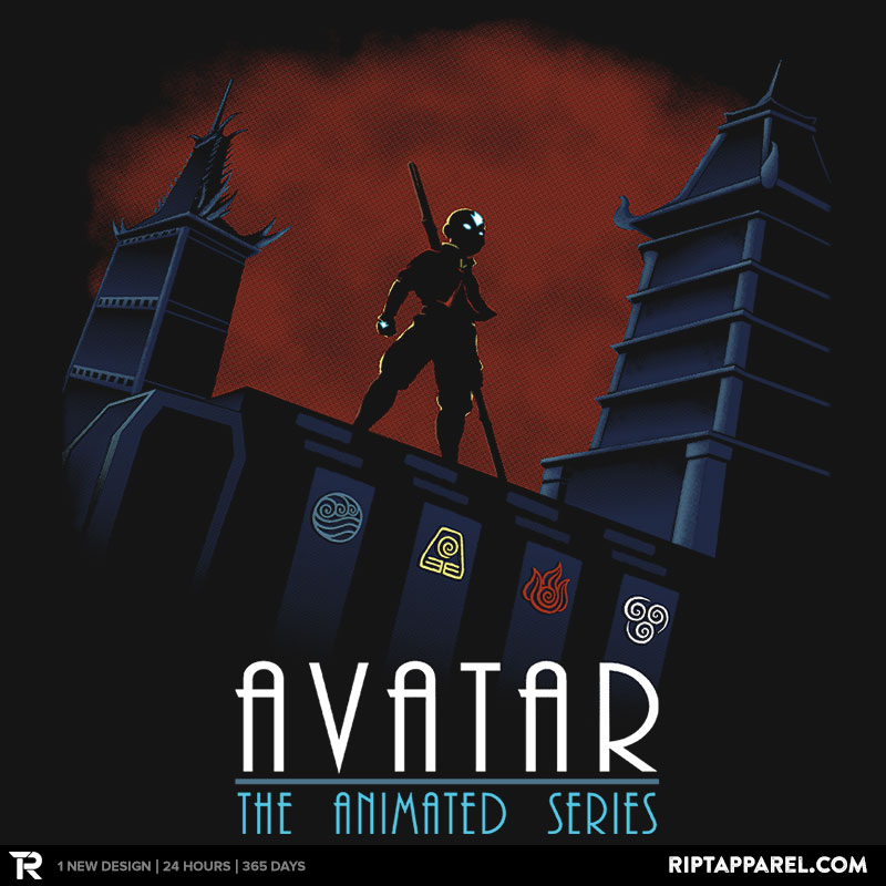 Avatar The Animated Series - Volume 1