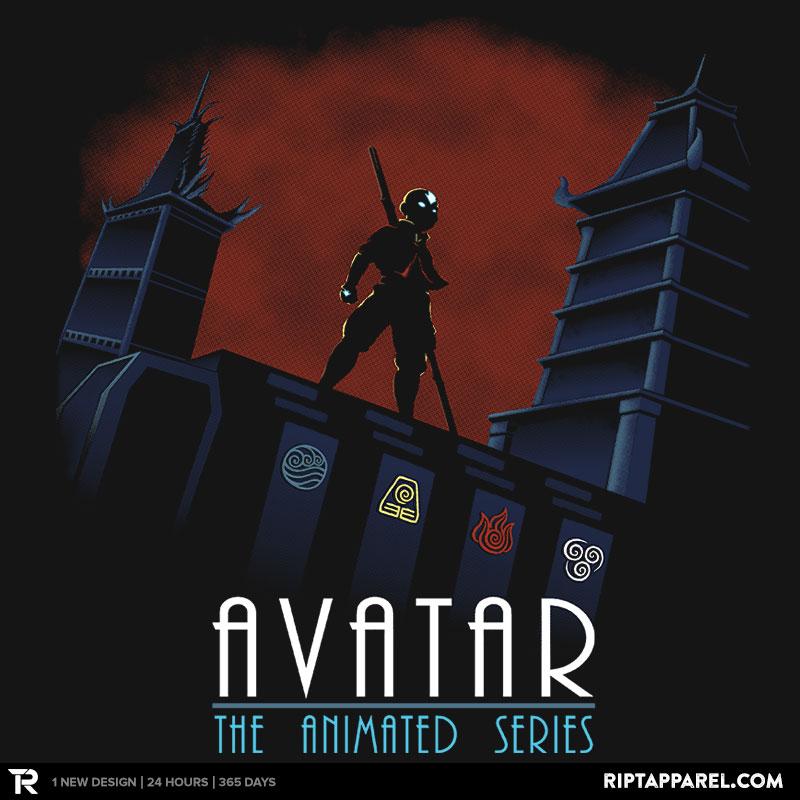 Avatar The Animated Series - Volume 1
