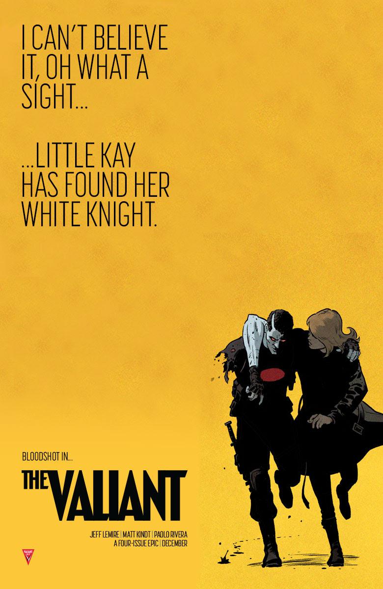Bloodshot The Valiant Teaser