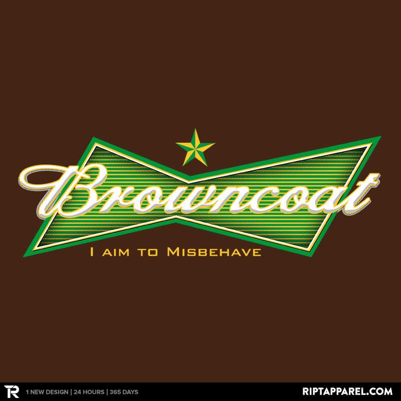Browncoat Beer
