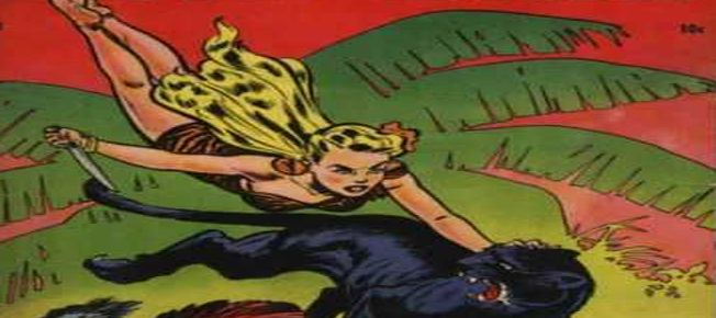 Review: Bob Powell's Complete Cave Girl
