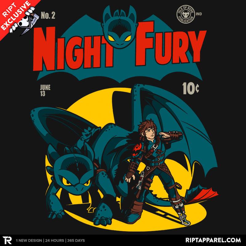 Dark Knight Fury